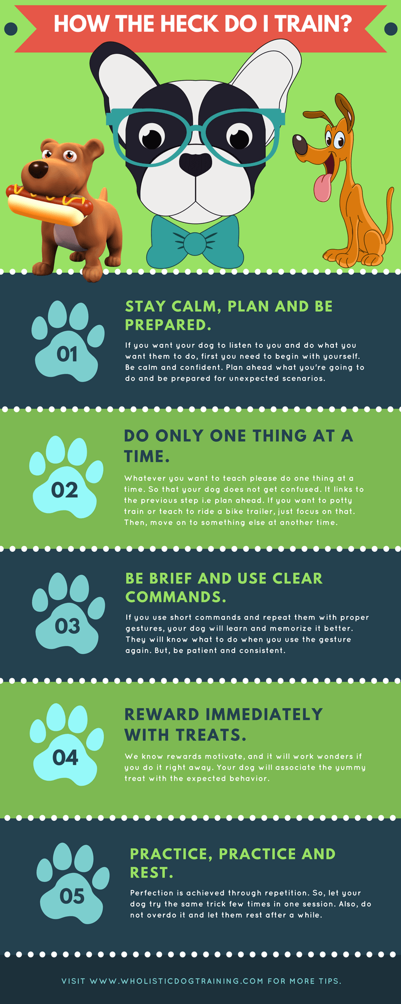 5 Ways You Can Easily Train Your Dog