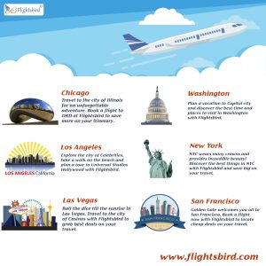 4 Best Destinations that You Can Travel By Cheap Air Tickets