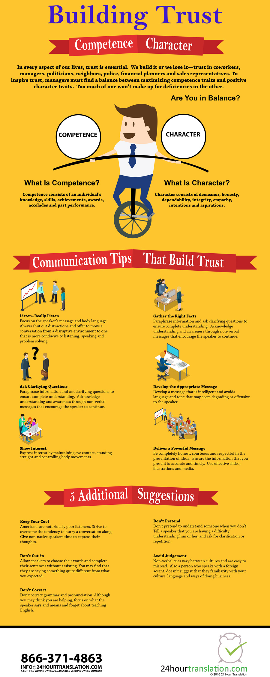 5 Listening Suggestions and Tips That Build Trust