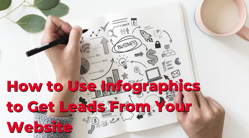 How to Use Infographics to Get Leads From Your Website